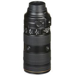 Nikon AF-S 70-200mm f/2.8E FL ED VR FX telefoto objektiv Nikkor auto focus zoom lens 70-200 2.8 (JAA830DA) - TRENUTNEUŠTEDE
