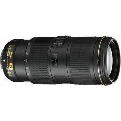 Nikon AF-S 70-200mm f/4G ED VR FX Portretni telefoto objektiv Nikkor auto focus zoom lens 70-200 F4 F4.0 4.0 (JAA815DA)