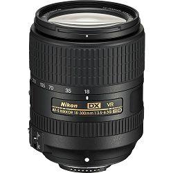 Nikon AF-S 18-300mm f/3.5-6.3G ED VR DX allround objektiv Nikkor 18-300 3.5-6.3 G auto focus zoom lens (JAA821DA) - LJETNA PROMOCIJA