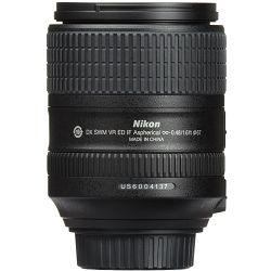 Nikon AF-S 18-300mm f/3.5-6.3G ED VR DX allround objektiv Nikkor 18-300 3.5-6.3 G auto focus zoom lens (JAA821DA)