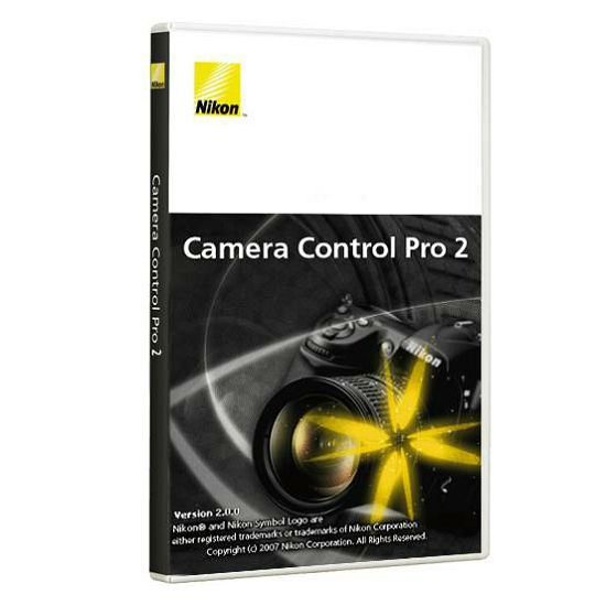 Nikon Camera Control Pro 2 UPGRADE VSA56407