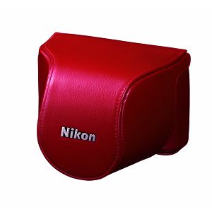 Nikon CB-N2000 Red Body Case torbica za Nikon1 VHL00305