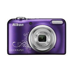 Nikon Coolpix A10 Purple Lineart ljubičasti VNA983E1 digitalni fotoaparat