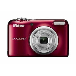 Nikon Coolpix A10 Red VNA982E1 crveni digitalni kompaktni fotoaparat