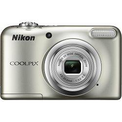 Nikon Coolpix A10 Silver srebreni VNA980E1 digitalni fotoaparat