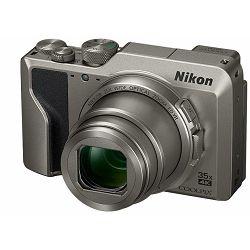 Nikon Coolpix A1000 Silver Digitalni kompaktni fotoaparat Digital Camera (VQA081EA)