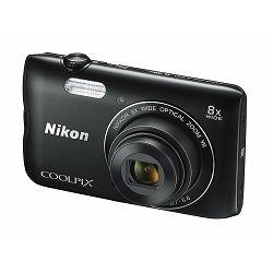 Nikon Coolpix A300 Black VNA961E1 crni digitalni kompaktni fotoaparat