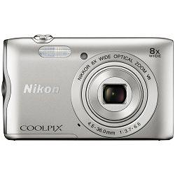 Nikon Coolpix A300 Silver VNA960E1 srebreni digitalni kompaktni fotoaparat