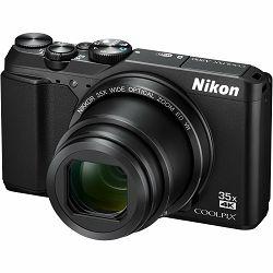 Nikon Coolpix A900 Black Digitalni kompaktni fotoaparat Digital Camera (VNA910E1) + GRATIS TORBICA - PROMOCIJA 100 GODINA NIKONA