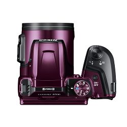 Nikon Coolpix B500 Purple Digital camera FullHD 40x optički zoom ljubičasti digitalni fotoaparat (VNA952E1)