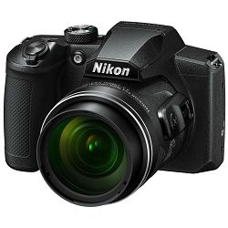Nikon Coolpix B600 Black Digitalni kompaktni fotoaparat Digital Camera (VQA090EA)