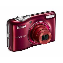 Nikon COOLPIX L30 Red VNA632E1 fotoaparat