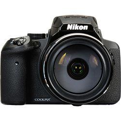 Nikon Coolpix P900 digitalni kompaktni fotoaparat s 83x zoom objektivom (VNA750E1) - TRENUTNA UŠTEDA