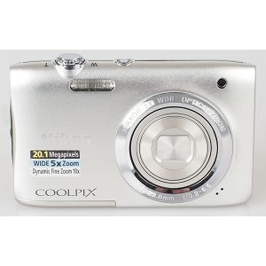 Nikon COOLPIX S2900 Silver digitalni fotoaparat