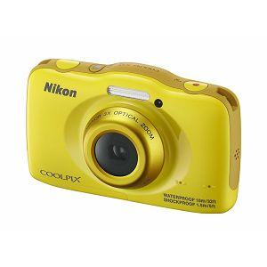 Nikon COOLPIX S33 Yellow digitalni fotoaparat