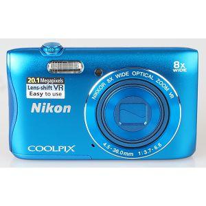 Nikon COOLPIX S3700 Blue digitalni fotoaparat