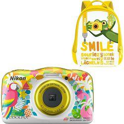 Nikon Coolpix W150 Resort Backpack Kit All Weather Waterproof Camera vodootporni podvodni digitalni kompaktni fotoaparat (VQA114K001)
