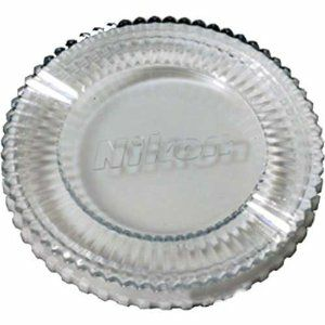 Nikon CP-3 PLASTIC CASE, REPL.FOR 52MM FILTERS FPE00101