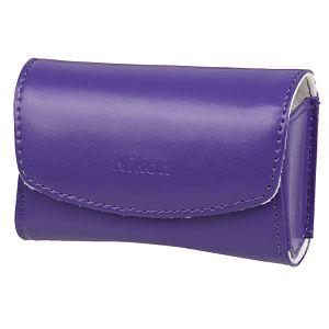Nikon CS-S32 for S5100/S4100/S3100/S2500 Purple Leather VAECSS32