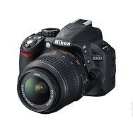 Nikon D3100 KIT WITH AF18-55VR BLACK Consumer DSLR fotoaparat VBA280K001