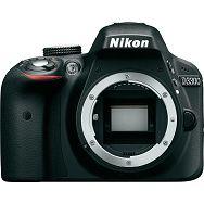 Nikon D3300 Body Black crni DX DSLR Digitalni fotoaparat (VBA390AE)