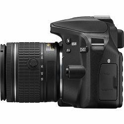 Nikon D3400 + AF-P 18-55 (non VR) KIT DX DSLR Digitalni fotoaparat s objektivom 18-55mm f/3.5-5.6 zoom lens (VBA490K002) + poklon CF-EU11 torba i SanDisk Ultra 16GB SD kartica - ZIMSKA PROMOCIJA