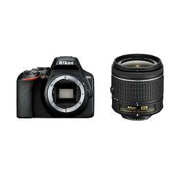 Nikon D3500 + AF-P 18-55 f/3.5-5.6 (bez-VR) DX KIT DSLR digitalni fotoaparat i objektiv Nikkor 18-55mm (VBA550K002)