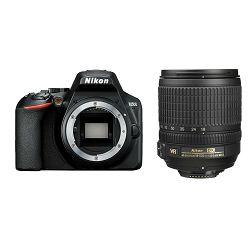 Nikon D3500 + AF-S 18-105 f/3.5-5.6G ED VR DX KIT DSLR digitalni fotoaparat i objektiv Nikkor 18-105mm (VBA550K003) - TRENUTNE UŠTEDE