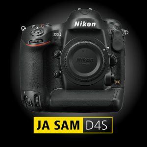 Nikon D4s Body Professional DSLR fotoaparat VBA400AE