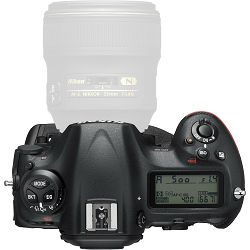 Nikon D5 Body CF Dual Slots 4K UHD 20.8MP FX DSLR Camera digitalni fotoaparat tijelo (VBA460BE)
