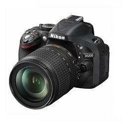 Nikon D5200 KIT WITH AF 18-105 VR Consumer DSLR fotoaparat