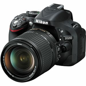 Nikon D5200 KIT WITH AF18-140VR VBA350K008 DSLR fotoaparat 18-140 VR 18-140mm (VBA350K008)