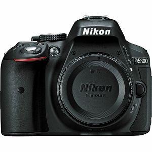 Nikon D5300 Body Black DSLR Consumer Digitalni fotoaparat tijelo (VBA370AE)