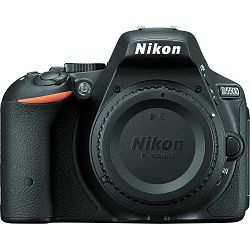 Nikon D5500 + AF-P 18-55 VR + AF-P 70-300VR KIT DSLR Digitalni fotoaparat Camera with 18-55mm f/3.5-5.6 and 70-300mm Lens 70-300 f/4.5-6.3 VR (VBA440K019)