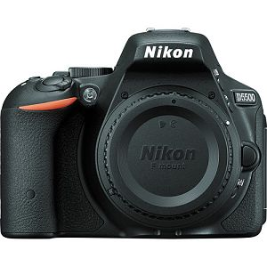 Nikon D5500 Body Black DSLR fotoaparat VBA440AE
