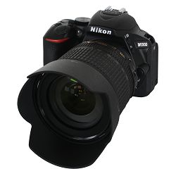 Nikon D5500 + AF 18-105 VR KIT VBA440K004 DSLR digitalni fotoaparat Camera with 18-105VR f/3.5-5.6G ED lens APS-C DX objektiv