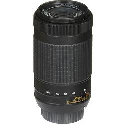 Nikon D5600 + AF-P 18-55 VR + AF-P 70-300 VR DX KIT DSLR Digitalni fotoaparat Camera with 18-55mm f/3.5-5.6 70-300mm lens (VBA500K004) - TRENUTNE UŠTEDE