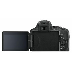 Nikon D5600 + AF-P 18-55 VR DX KIT DSLR Digitalni fotoaparat Camera with 18-55mm f/3.5-5.6 lens (VBA500K001) - TRENUTNE UŠTEDE