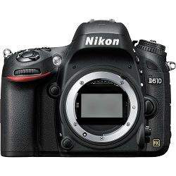 Nikon D610 + AF-S 24-120mm F/4G VR KIT Digitalni fotoaparat s objektivom 24-120 F4