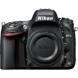 Nikon D610 Body Consumer DSLR fotoaparat tijelo VBA430AE