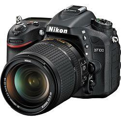 Nikon D7100 + 18-140VR DSLR digitalni fotoaparat s objektivom 18-140mm f/3.5-5.6G ED VR (VBA360K002)
