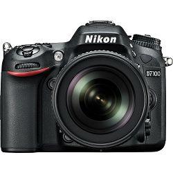Nikon D7100 + 18-105VR KIT Consumer DSLR Digitalni fotoaparat s objektivom 18-105mm VR (VBA360K001) - promocija 100 godina Nikona