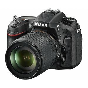 Nikon D7200 + 18-105VR KIT DSLR digitalni fotoaparat 18-105mm f/3.5-5.6G ED VR (VBA450K001) - LJETNA PROMOCIJA