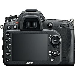 Nikon D7200 + 18-105VR KIT DSLR digitalni fotoaparat 18-105mm f/3.5-5.6G ED VR (VBA450K001)
