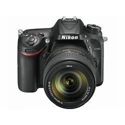 Nikon D7200 + 18-300VR kit DSLR digitalni fotoaparat 18-300mm f/3.5-5.6G ED VR 18-300 f/3.5-5.6G - NIKON ZIMSKA SENZACIJA