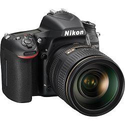 Nikon D750 + AF-S 24-120mm f/4G VR komplet DSLR Digitalni fotoaparat i objektiv 24-120 F4.0 (VBA420K001)
