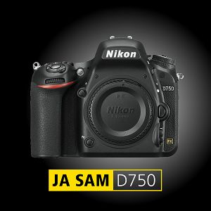Nikon D750 Body DSLR Digitalni fotoaparat tijelo FX Full frame (VBA420AE) - PRO VIKEND