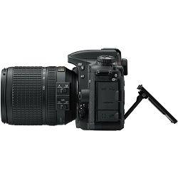 Nikon D7500 + 18-140VR KIT DSLR digitalni fotoaparat i objektiv Nikkor AF-S DX 18-140mm f/3.5-5.6G ED VR (VBA510K002)