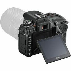 Nikon D7500 Body DSLR digitalni fotoaparat tijelo (VBA510AE) - TRENUTNE UŠTEDE