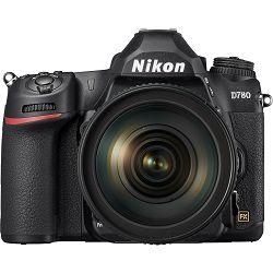 Nikon D780 + AF-S 24-120mm f/4G VR ED DSLR Digitalni fotoaparat i objektiv 24-120 F4.0 (VBA560K001)